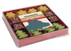 Christmas box Cookie Mix Beeztees (32 kakor)