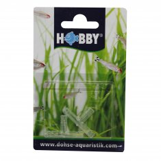 T-rör Hobby 2-pack (4/6mm)