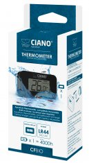 Digitaltermometer batteri Ciano