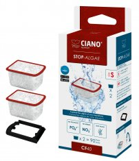 Stop Algae Small Ciano 2-pack