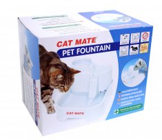 Vattenautmat Pet Fountain Cat Mate