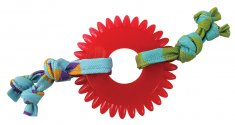 Kattleksak Petstages Kitty Chew Wheel (13,5x5cm)