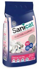 Sanicat Selection American kattsand (12 kg)