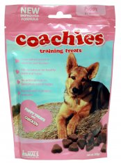 Coachies Training Treats Valp (200 g)