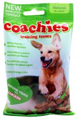 Coachies Naturals Training Treats (75 g)