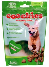 Coachies Naturals Training Treats (200 g)