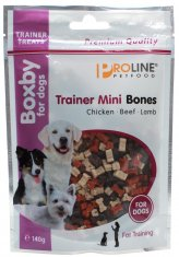Boxby Proline Mini Trainer Bones (140g)
