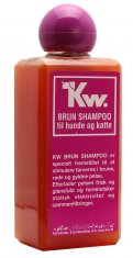 KW Brunt schampo (200 ml)