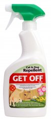 Get Off/Wash Off Outdoor avvisning (500 ml)