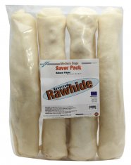 Bravo Retriever Naturell 4-pack (c.a 360 g)