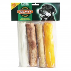 Bravo Retriever Mix (söt) 4-pack (c.a 360 g)