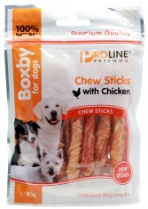 Boxby Proline Dog Chew Sticks Chicken (80 g)