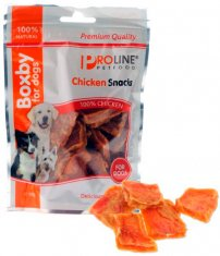Boxby Proline Chicken Snacks (100 g)