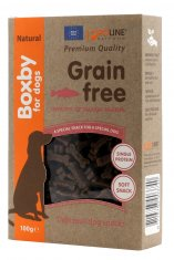 Boxby Cold Press (Grain Free) Laxgodis (100 g)