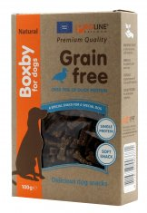 Boxby Cold Press (Grain Free) Ankgodis (100 g)