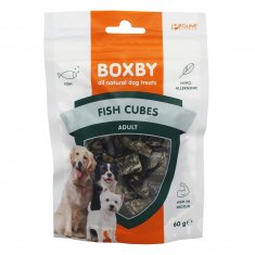 Boxby Proline Fish Cubes (60 g)