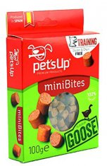 Pets Up Mini Bites Gås (100 gram)