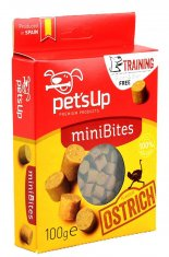 Pets Up Mini Bites Struts (100 gram)