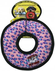 Tuffies Ultimates Rumble Ring Rosa leopard (27 cm D)