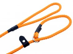 Retriverkoppel Nylon Orange Alac (8mm x180 cm)