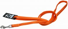 Koppel nylon reflex Orange Gibbon (15mm/180cm)