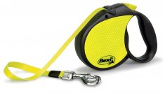 Flexi Neon Reflect L Band (5m/max50kg)