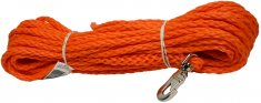 Spårlina Nylon orange (8mm/15m)