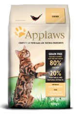 Applaws katt Adult Chicken (400 g)