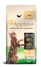 Applaws katt Adult Chicken (2 kg)
