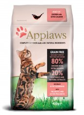 Applaws katt Adult Chicken&Salmon (400 g)