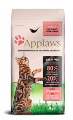 Applaws katt Adult Chicken&Salmon (2 kg)