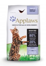 Applaws katt Adult Chicken&Duck (400 g)