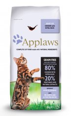 Applaws katt Adult Chicken&Duck (2 kg)