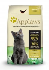 Applaws katt Adult Chicken Senior (400 g)