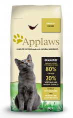 Applaws katt Adult Chicken Senior (2 kg)