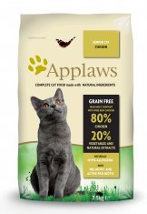 Applaws katt Adult Chicken Senior (7,5 kg)