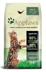 Applaws katt Adult Chicken&Lamb (400 g)