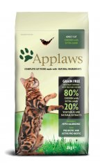 Applaws katt Adult Chicken&Lamb (2 kg)