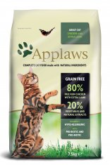 Applaws katt Adult Chicken&Lamb (7,5 kg)