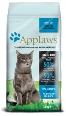 Applaws katt Adult Fish&Salmon (1,8 kg)