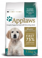 Applaws Hund Puppy Chicken Small&Medium (7,5 kg)