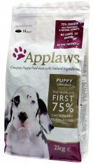Applaws Hund Puppy Chicken Large (2 kg)