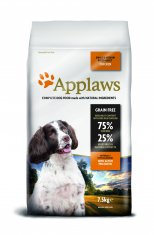 Applaws Hund Adult Chicken Small&Medium (7,5 kg)
