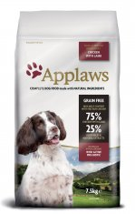 Applaws Hund Adult Chicken/Lamb Small&Medium (7,5 kg)
