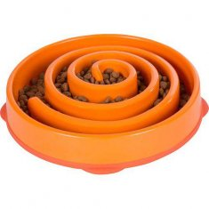 Outward Hound Fun Feeder Orange Large