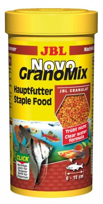 JBL NovoGranoMix pellets (250 ml)