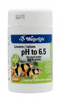 Waterlife pH 6,5 Buffer stabilisator (160 g)