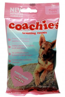 Coachies Training Treats Valp (75 g)