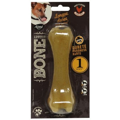 Nylontuggben Appetit Soft Medium Chicken (15 cm)
